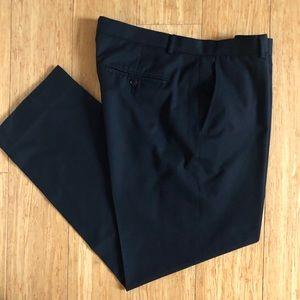 Calvin Klein Men's Black Dress Pants 34x32